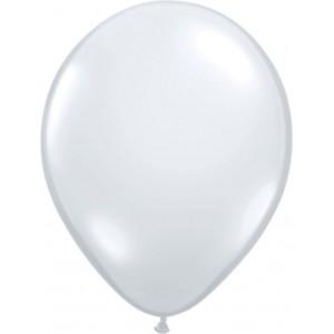 Baloane latex transparent 28 cm