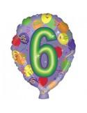Foil balloons 45 cm figure 6