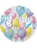 Baloane folie 45 cm BABY AMBALATE