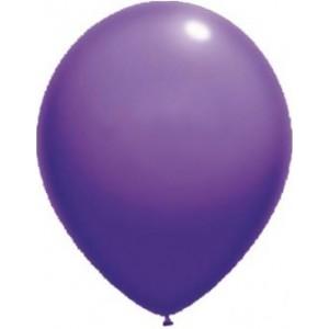Latex balloons standard 26 cm purple