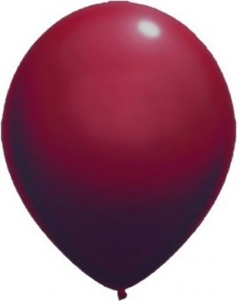 Baloane latex standard 30 cm visiniu