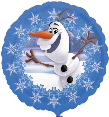 FOIL BALLOONS 45 CM OLAF