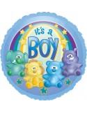 Baloane folie 45 cm Zoo Baby Boy