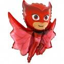balloons minifigurina heroes in pajamas OWL 30 CM