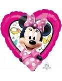 """Baloane folie 45 cm """"Minnie Happy Helpers"""""""