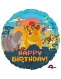 "Baloane folie 45 cm ""Lion Guard Happy Birthday"""