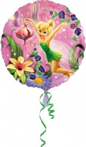 Foil balloons 45 cm Tinker Bell