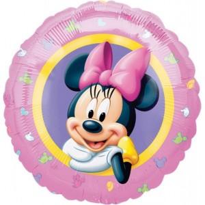 Foil balloons 45 cm Minnie