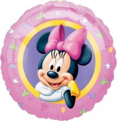 Baloane folie 45 cm Minnie