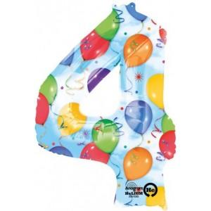 Balloon figure 4