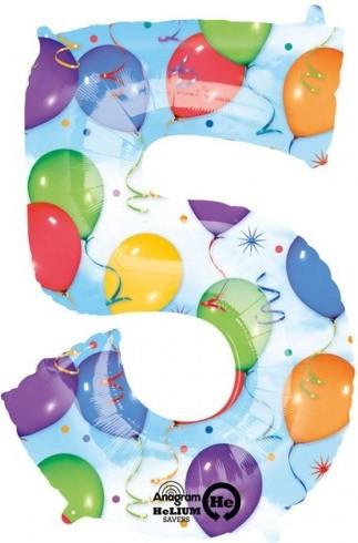 Balloon figure 5