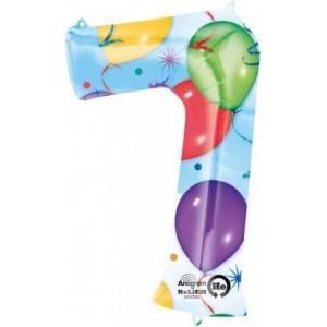 Balloon number 7