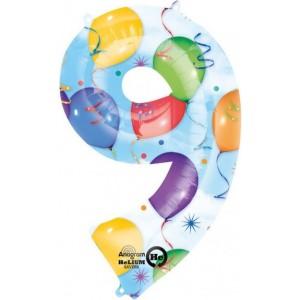 Balloon figure 9