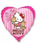 Baloane folie 45 cm Hello Kitty Best Friends