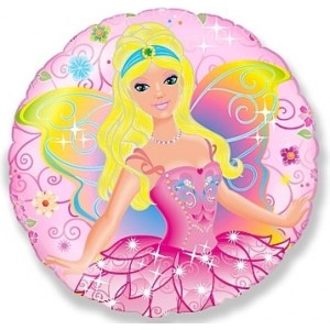 Baloane folie 45 cm RD Fairy Pink