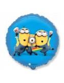 Baloane folie 45 cm RD Minions Party