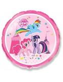 Foil balloons 45 cm My Little Pony Circus