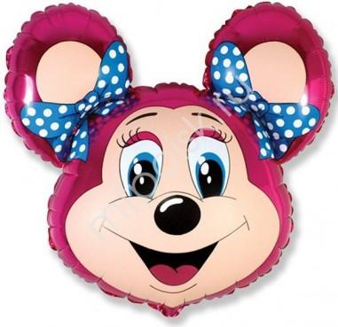Baloane Figurine Lolly Mouse 50cmx52cm