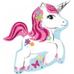 Balon folie Unicorn STRT 75cmX60cm