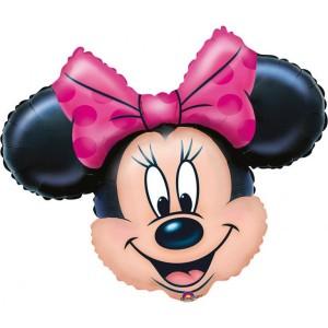 Baloane figurina Minnie Mouse 71cmX58cm