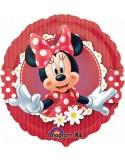 Baloane folie 45 cm Standard Mad About Minnie