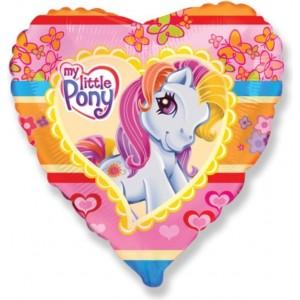 Foil balloons 45 cm My Little Pony