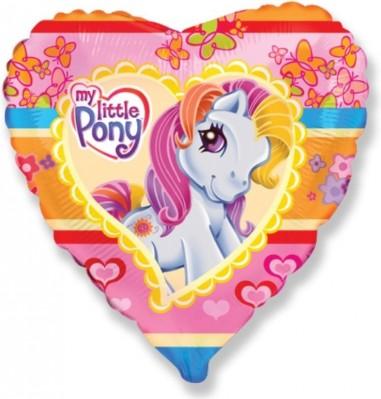 Baloane folie 45 cm My Little Pony