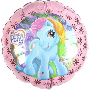 Foil balloons 45 cm RD My Little Pony