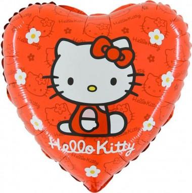 Baloane folie 45 cm RD Hello Kitty Flowers