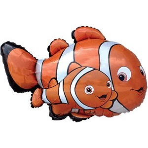 Baloane Figurine Nemo 90cmx70cm