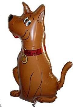 Balloons Figurine Doggy 50cmx80cm