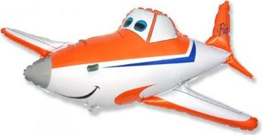 Baloane Figurine Race Plane 80cmx48cm