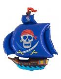 Baloane folie figurina pirate ship