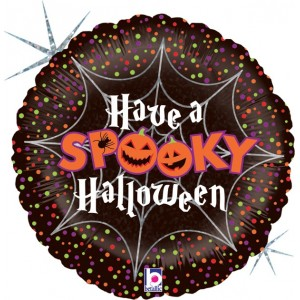 Baloane folie 45 cm Spooky halloween
