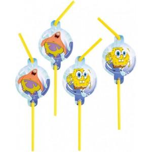8 Paie de baut SpongeBob