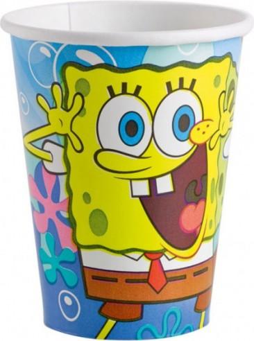 8 Pahare SpongeBob