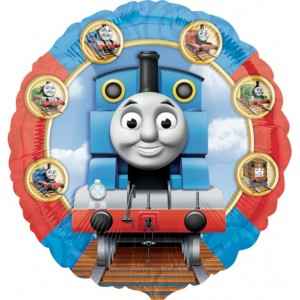 Baloane folie 45 cm Thomas & Friends