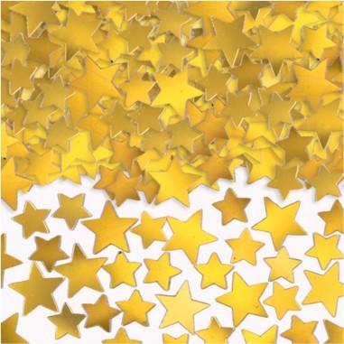Confetti Stars Foil Gold 141 g