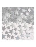 Confetti Stars Foil Silber 141 g