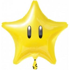BALOANE 45 CM Nintendo Super Star