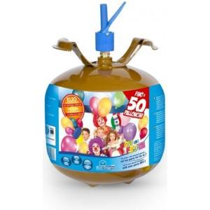 Butelie cu heliu 0,41 mc de unica folosinta