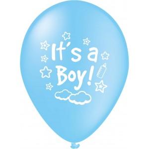 Baloane latex 30 cm it s a boy