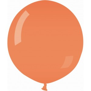 Balon latex jumbo 80 cm orange