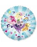 Balon 45 cm My little pony Team