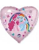 balon 45 cm my little pony inima