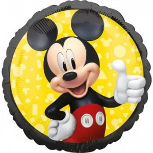 Balon folie 45 cm Standard Mickey Mouse Forever