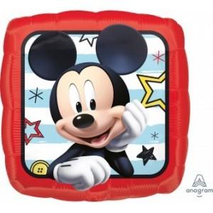 "Balon folie 45 cm Standard ""Mickey Roadster Racers"""