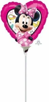 Balon mini figurina Minnie Happy Helpers