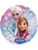 Balon folie 45 cm Standard Frozen Holographic