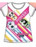 Tricou Powerpuff Girls alb